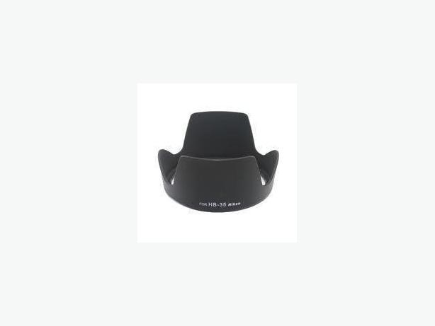 Lens Hood HB-35 HB35 for Nikon AF-S VR 18-200mm US