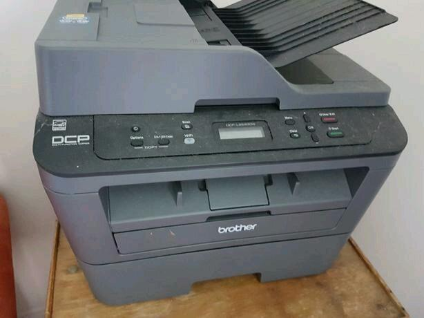 Brother 3 in 1 Printer Scan Copy Print DCP L25400 Series