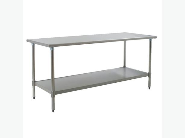 Stainless Work Tables – GUARANTEED best price