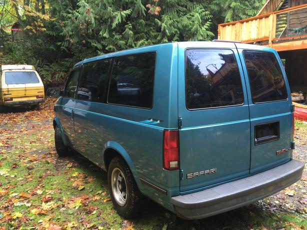 GMC Safari for sale