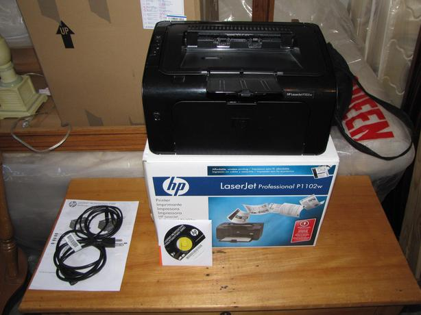 HP Model P1102W