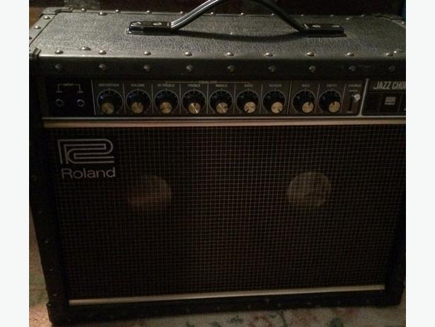 Roland  JC77 Jazz Chorus Amp