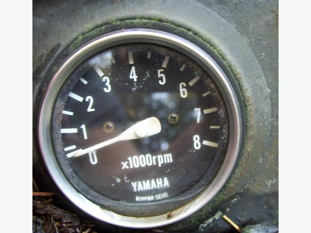 Yamaha SW396 SW433 EW433 EW643 GP643 EW433 tach