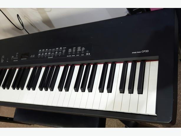 Yamaha CP33 Digital Piano