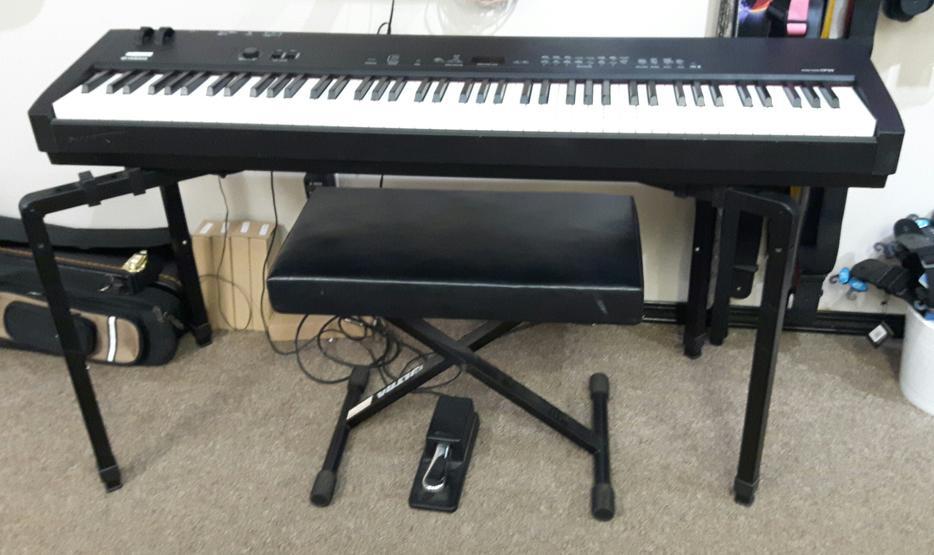 Yamaha cp33 digital piano duncan cowichan for Yamaha piano store winnipeg