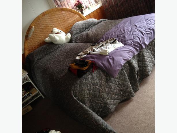 Twin TEMPUR-PEDIC Massage Beds as King-size set