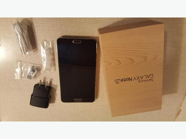 Samsung note 3 cell phone for sale