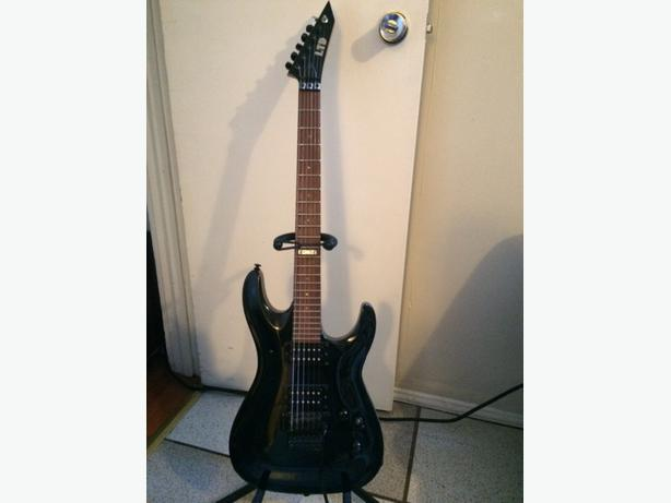 Ltd electric guitar made by ESP