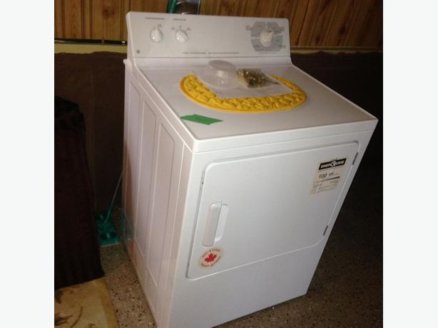 GE Energy Efficient Washer & Dryer