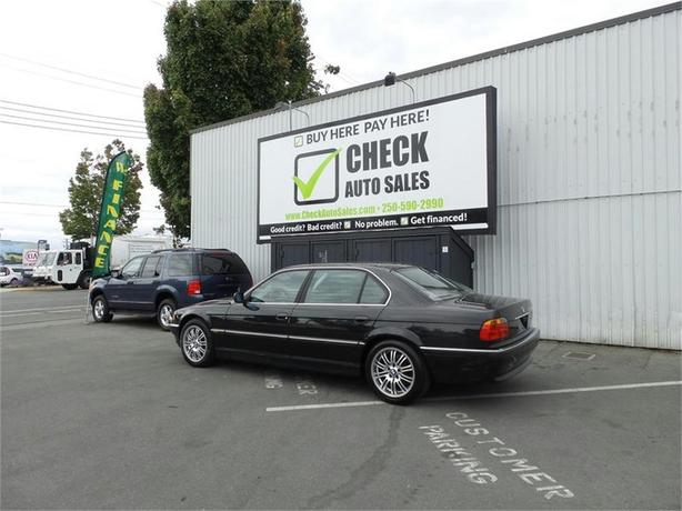 2000 BMW 7 Series 740iL