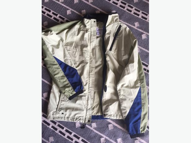 Columbia light jacket
