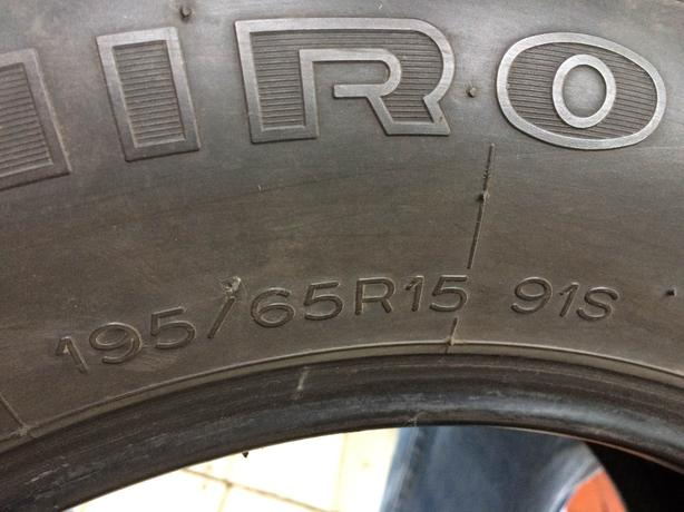 P19565/R15 Winter Tires