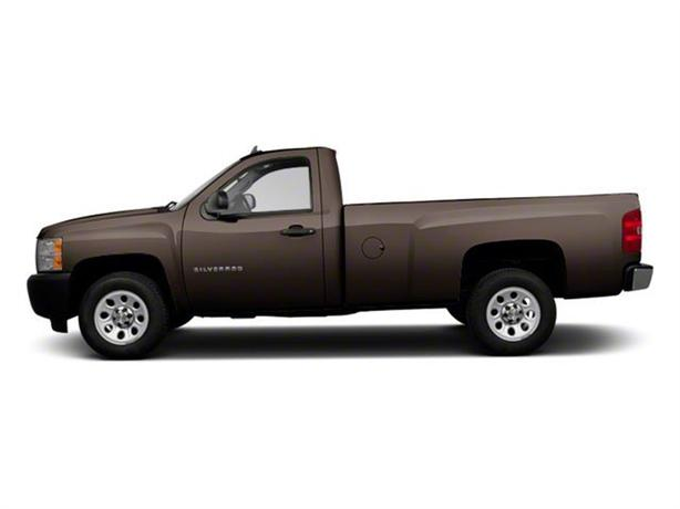 2013 Chevrolet Silverado 1500 4x4 Work Truck w/ Trailering Suspension Package