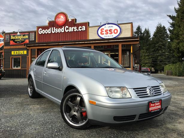 2003 Volkswagen Jetta TDI - Manual Transmission! Fully Loaded!