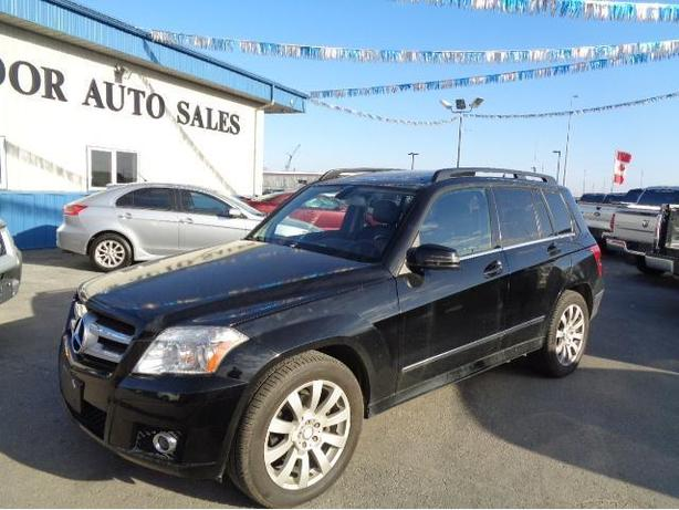 2012 Mercedes-Benz GLK-350 #I5361 INDOOR AUTO SALES WINNIPEG