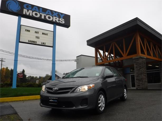 2012 Toyota Corolla L - Cruise Control, Heated Front Seats
