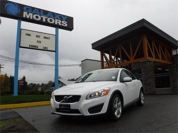 2013 Volvo C30 T5 - Leather Int, Memory Seats, Alloy Wheels