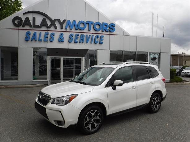 2014 Subaru Forester 2.0XT Touring - AWD, Leather, Bluetooth