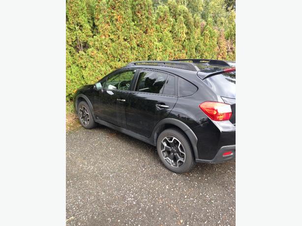 LEASE TAKEOVER 2015 Subaru Crosstrek XV Tech Pkg