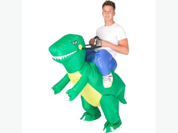 Inflatable Dinosaur Suit (new)