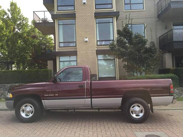 2000 Dodge Ram 2500 Laramie SLT - 114,*** KM! - LONG BOX!