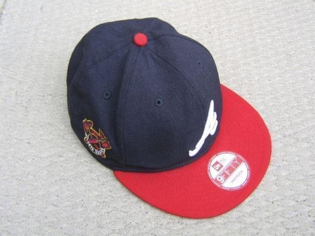 BASEBALL CAP - ATLANTA BRAVES