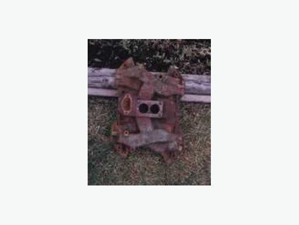 ORIGINAL DODGE / PLYMOUTH - 383 TWO BARREL INTAKE MANIFOLD