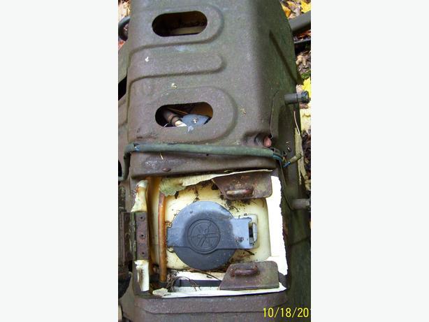 Yamaha EW444 GP643 Sw433 EW643 gas tank fuel tank