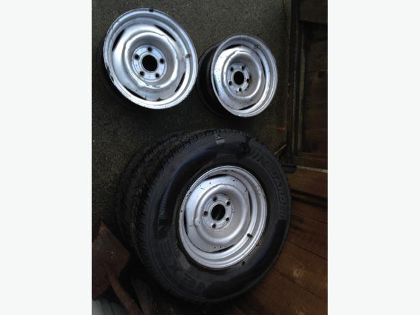 winter tiers and rims