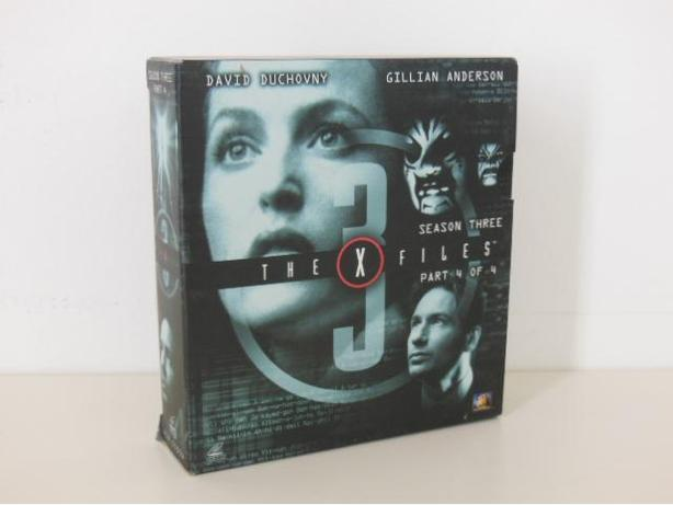 The X Files VCD Set - Season Three Part 4