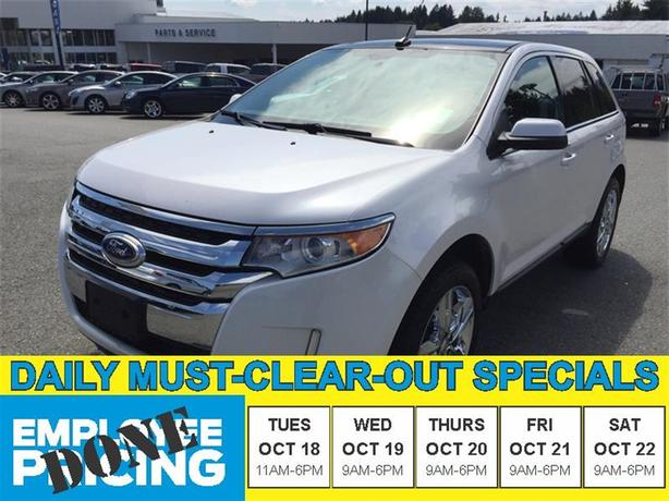 2011 Ford Edge Limited - Fully Loaded!