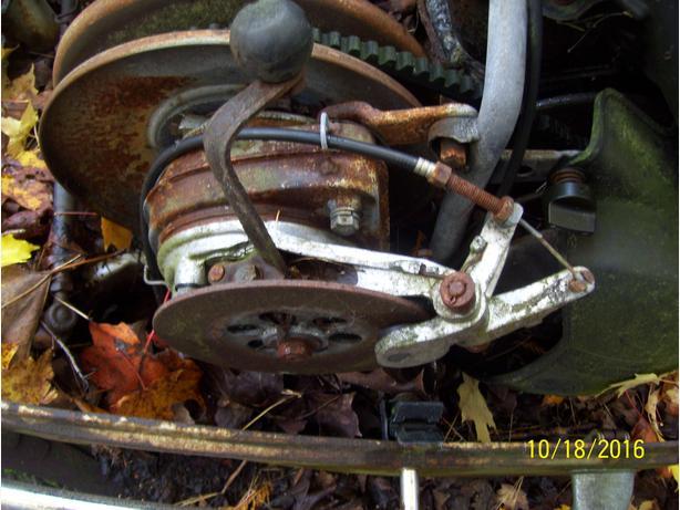 Yamaha EW433 SW433 TW433 GP433 EL433 transmission drive gear