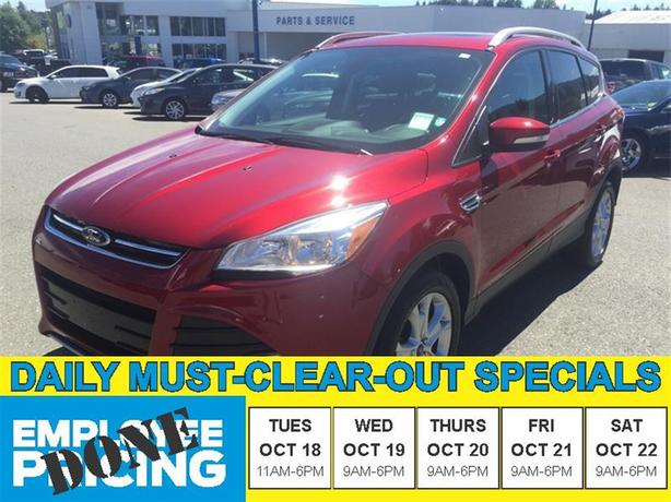 2014 Ford Escape Titanium - One Owner!