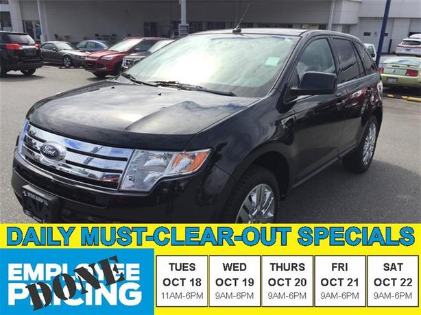 2010 Ford Edge Limited - Fully Loaded!
