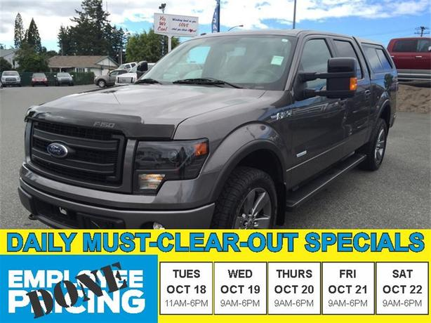 2014 Ford F-150 FX4 - Eco Boost!