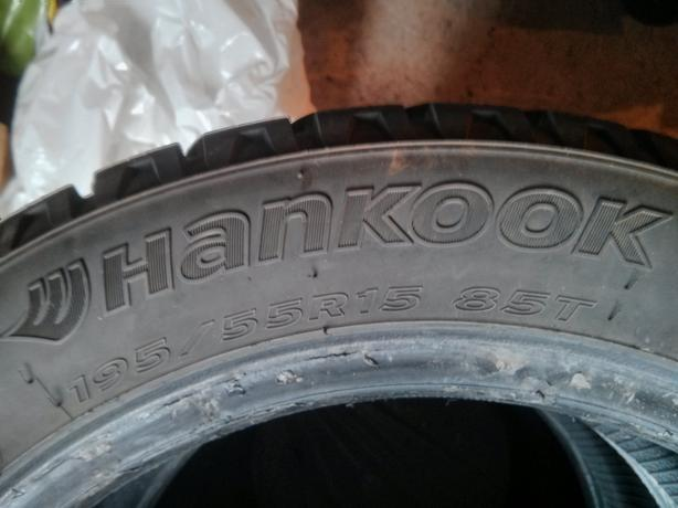 Hankook i-Pike RC01 winter tires - 195/55R15