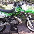 1994 Kawasaki KDX 250