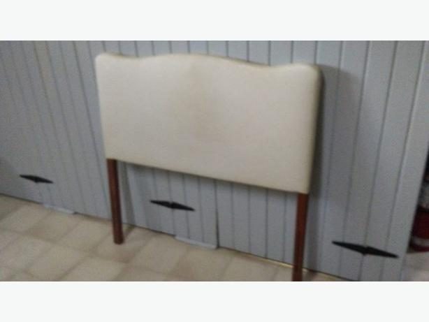 FREE: single vintage headboard
