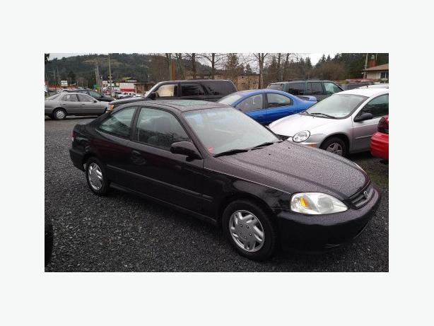 2000 Honda Civic Coupe On Sale 2651 Sooke Rd