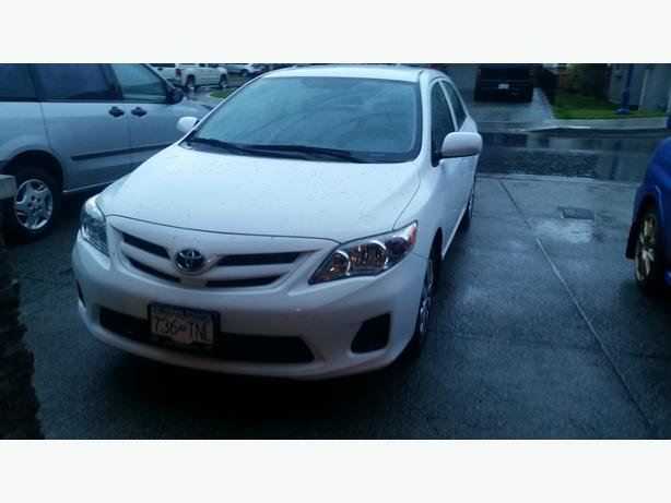 2011 Toyota Corolla CE - LOW KMS **NO ACCIDENTS**  **One owner***