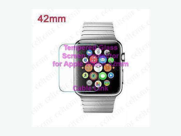 Tempered Glass Screen Protector Film For Apple Watch iWatch 42mm