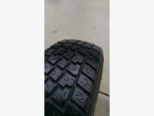 Snow Tires 4 215 75 15