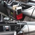 Car Vehicle Air Vent Mount Cell Phone Pouch Bag Holder