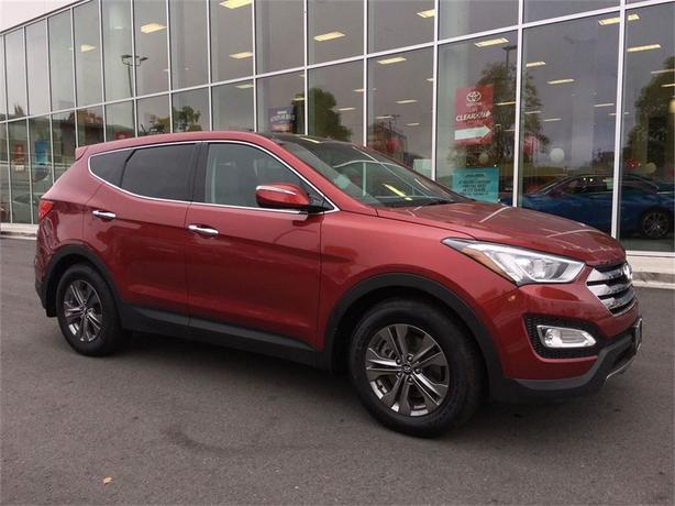 2013 Hyundai Santa Fe Premium NO ACCIDENTS LOCAL B.C. ONE OWNER
