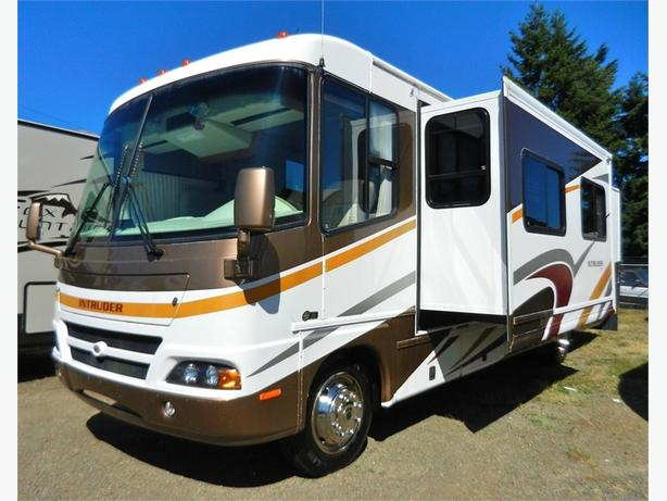 2005 Damon Intruder 350W - Awesome Class A that is ready f... -