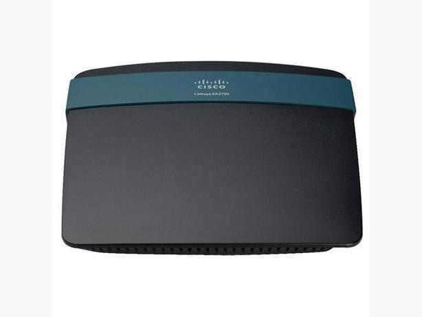 Linksys EA2700-CA Wireless N600 Router Dual Band 802.11N 4PORT G