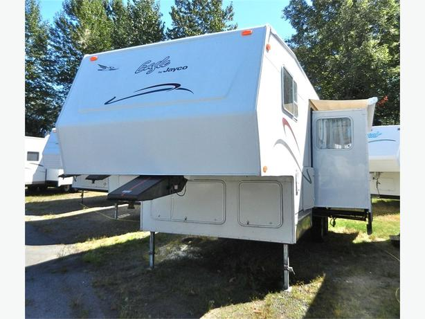2002 Jayco Eagle 243 - Spacious, Bright and a Great Layout... -