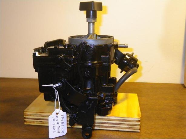 MARINE ENGINE CARBURETOR FOR SALE.