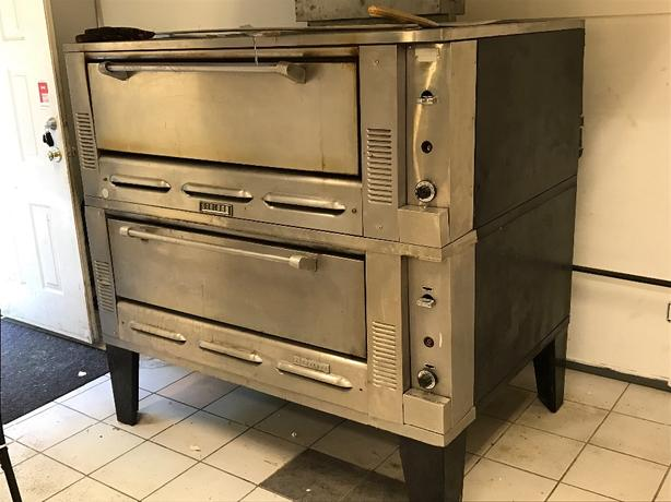 Garland Stackable Pizza Ovens