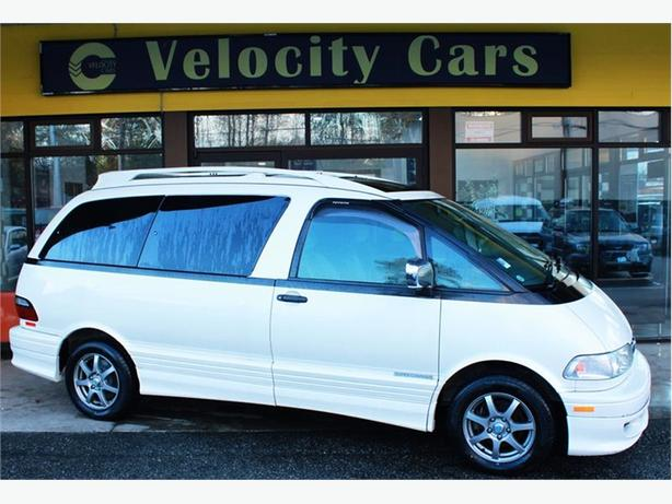 1999 Toyota Previa Estima 80 KMs 8-SEAT Twin-sunroof